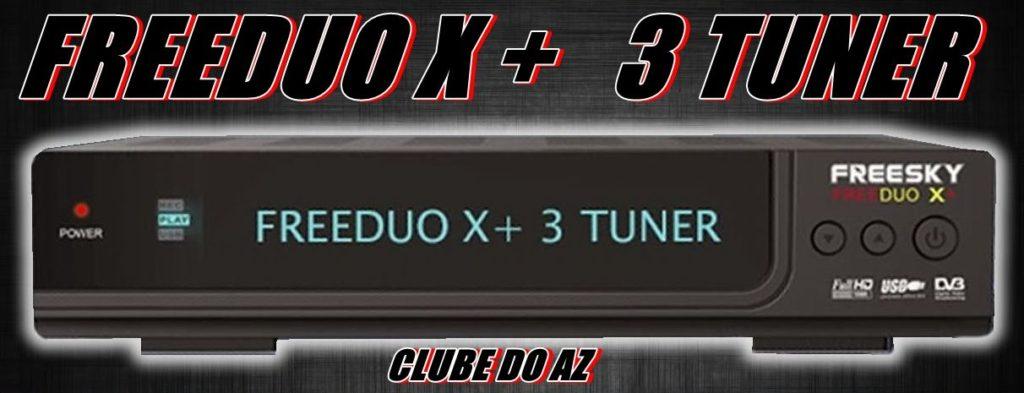 FREEDUOX 3 TUNER