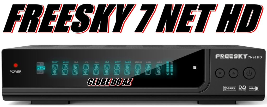 FREESKY 7 NET HD