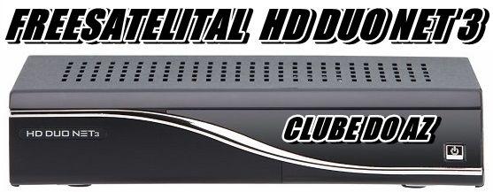 FREESATELITAL HD DUO NET 3