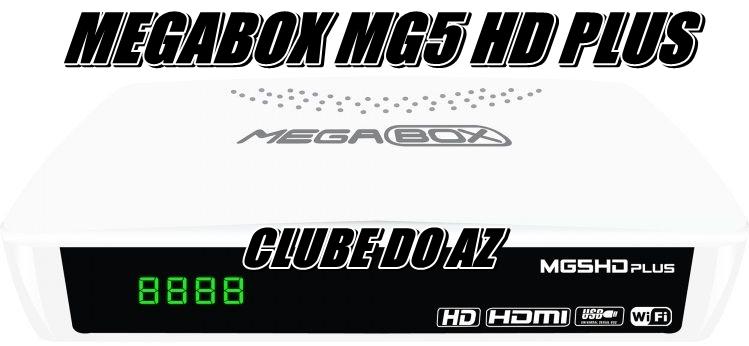 MEGABOX MG5 HD PLUS
