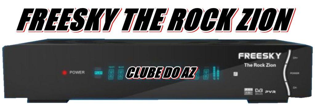 FREESKY THE ROCK ZION