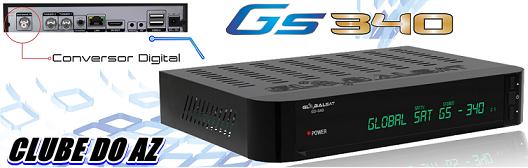 سوفتوير جهاز GLOBALSAT V4.11 بتاريخ