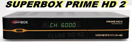 Resultado de imagem para SUPERBOX PRIME HD II
