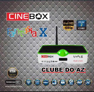CINEBOX FANTASIA X
