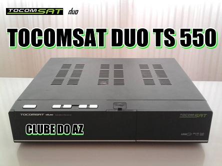 TOCOMSAT TS 550