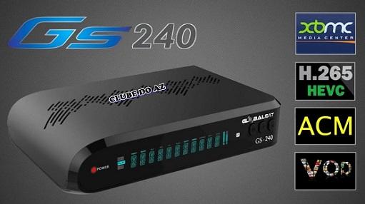 سوفتوير جهاز GLOBALSAT V2.24 بتاريخ