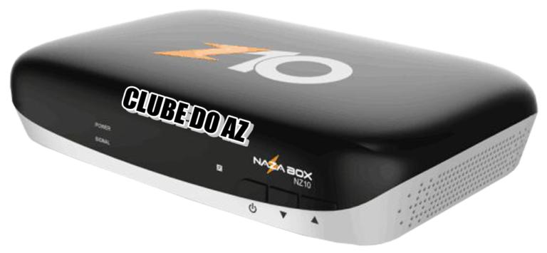 سوفتوير جهاز NAZABOX NZ10 V2.24