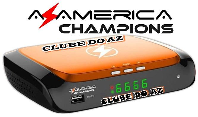 تحديث لجهاز AMÉRICA CHAMPIONS بتاريخ
