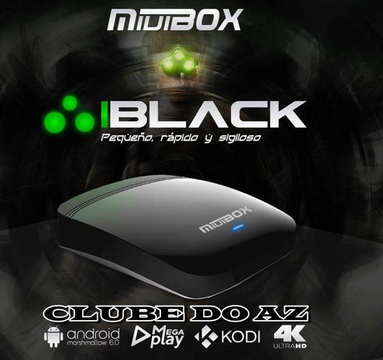تحديث لجهاز MIUIBOX IBLACK ANDROID