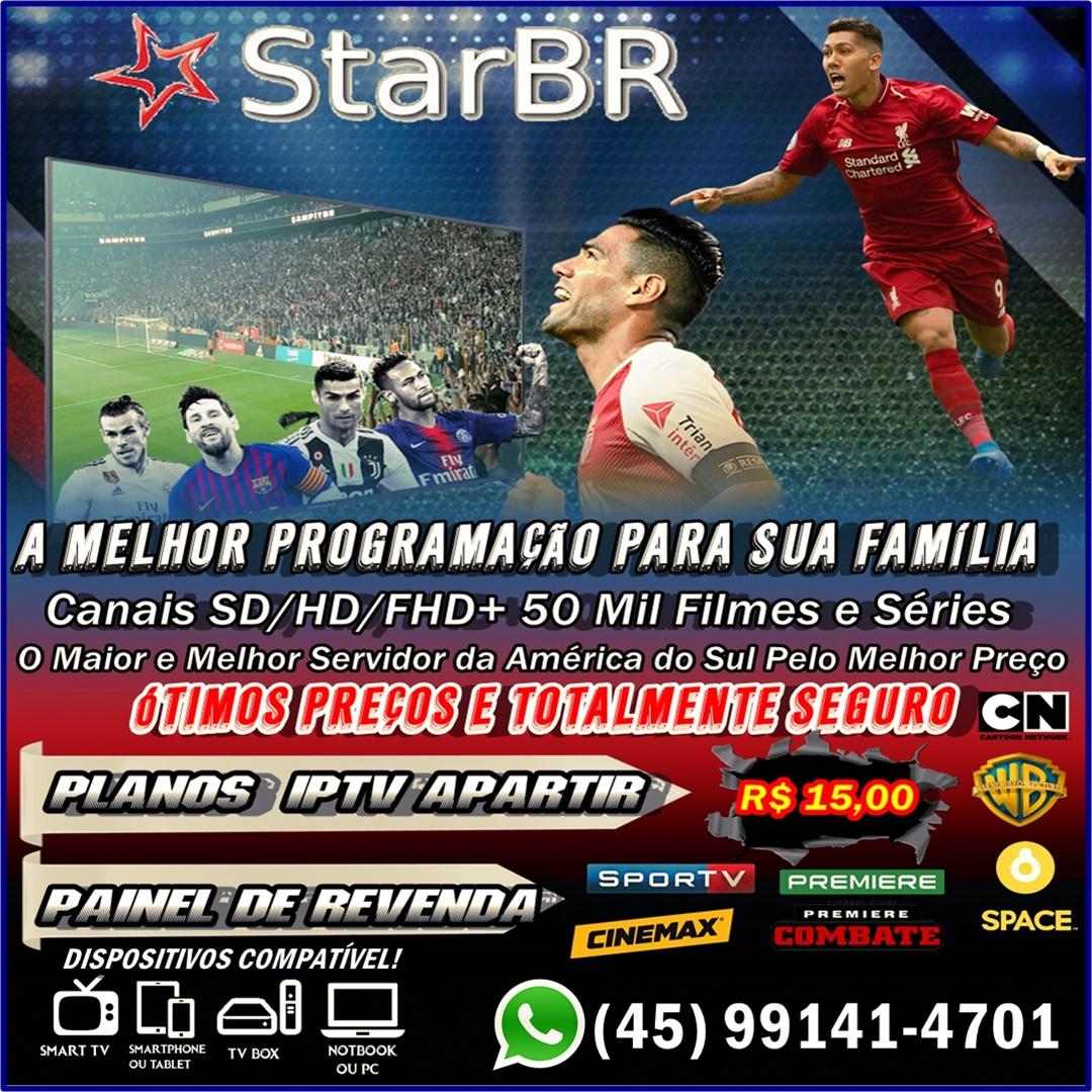 IPTV StarBR